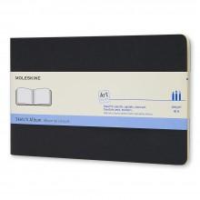 Moleskine :Croquis Album : 120gsm : 13x21cm : 44 Feuilles : Noir