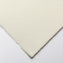 Saunders Waterford : 56x76cm :  140lb : 1 Feuille : Grain Torchon