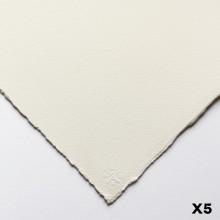 Saunders Waterford : 56x76cm :  200lb : 5 Feuilles : Grain Satiné