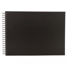 Jackson's : Bloc Papier Aquarelle : Spiral : 130lb :30x40cm : 25 Feuilles : Grain Fin