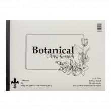 St Cuthberts Mill :Papier Aquarelle Encollé : Ultra Lisse et Botanique