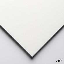 Stonehenge : Aqua : Papier Aquarelle  : 140lb (300g) : 56x76cm : Grain Satiné : 10 Feuilles