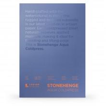 Stonehenge : Aqua Watercolour Paper Block : 140lb (300gsm) : 14x20in : Not