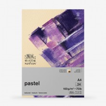 Winsor & Newton : Pastel Pad : Earth Colours : 160gsm : 24 Sheets : A4