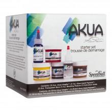 Akua :Lot de Gravure pour Débuter : Lot de 7 Pièces