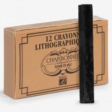 Charbonnel : Lithographic: Crayon : No 3 : Tendre : Boîte de 12