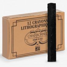 Charbonnel : Lithographic: Crayon : No 5 : Extra Tendre : Boîte de 12