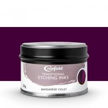Cranfield :Encre pour Gravure Traditionnelle : 250g : Manganese Violet