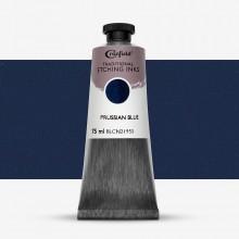 Cranfield :Encre pour Gravure Traditionnelle : 75ml : Prussian Blue