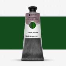 Cranfield :Encre pour Gravure Traditionnelle : 75ml : Light Green
