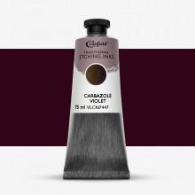 Cranfield :Encre pour Gravure Traditionnelle : 75ml : Carbazole Violet
