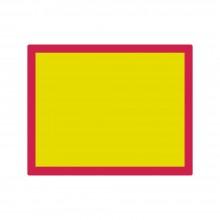 Jackson's :Plaque pour Sérigraphie en Aluminium 90T Maille Jaune : 19x24 inches