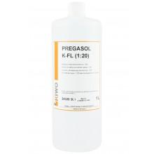Kiwo :Pregasol K-FL Concentré (1-20) : 1 litre : Dégravage : Nettoyant à Émulsion pour Sérigraphie
