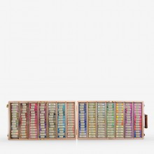 Jackson's : Handmade Soft Pastel : Wooden Box Set of 196