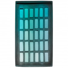 Terry Ludwig : Soft Pastel Set : 30 Turquoise