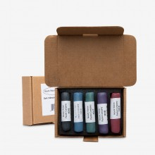 Mount Vision Soft Pastel : Set of 5 : Dark Iridescent Colours