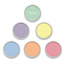 PanPastel :PanPastel Pearlescent Colours  Lot deof 6