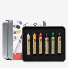 Sennelier : Pastel à l'Huile : Test Set