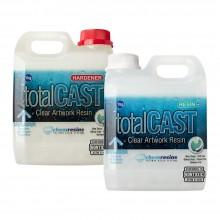 TotalCast : Clear Artwork Resin Kit : 2kg