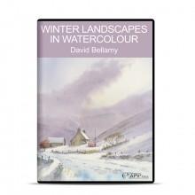 APV : DVD : Winter Landscapes in Watercolour : David Bellamy