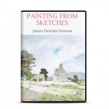 APV : DVD : Painting From Sketches : James Fletcher~Watson