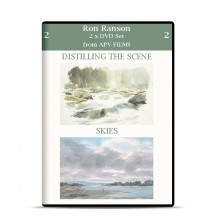 APV : DVD : Twin Pack : Distilling the Scene et Skies : Ron Ranson