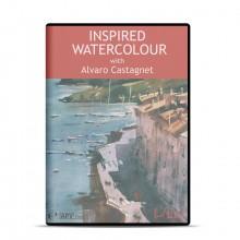 APV : DVD : Inspired Watercolour : Alvaro Castagnet