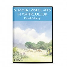 APV : DVD : Summer Paysage in Watercolour : David Bellamy