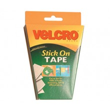 Velcro :Scotch: 2x1000cm :White