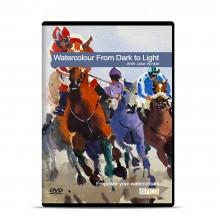 Townhouse : DVD : Watercolour From Dark to Light : Jake Winkle