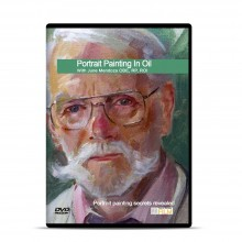 Townhouse : DVD : Portrait Painting in Oil : June Mendoza