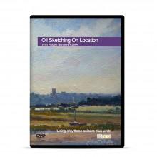 Townhouse : DVD : Oil Croquising on Location : Robert Brindley RSMA