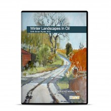 Townhouse : DVD : Winter Paysages in Oil : Brian Ryder ROI