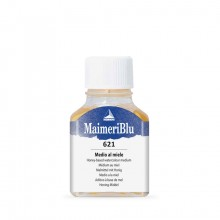 MaimeriBlu : Médium pour Aquarelle : 75ml : Médium à base de Miel