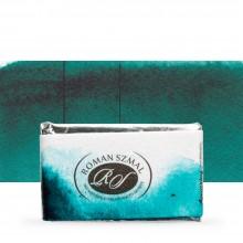 Roman Szmal : Aquarius : Watercolour Paint : Full Pan : Transparent Turquoise