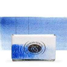 Roman Szmal : Aquarius : Watercolour Paint : Full Pan : Cobalt Blue Deep