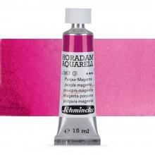 Schmincke : Horadam : Peinture Aquarelle: 15ml : Purple Magenta