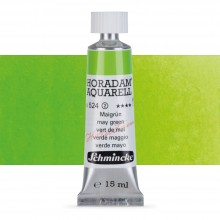 Schmincke : Horadam : Peinture Aquarelle: 15ml : May Green