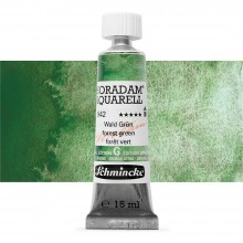 Schmincke : Horadam Watercolour Paint : 15ml : Forest Green