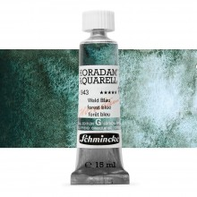 Schmincke : Horadam Watercolour Paint : 15ml : Forest Blue