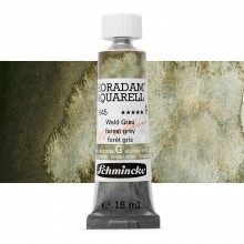 Schmincke : Horadam Watercolour Paint : 15ml : Forest Grey