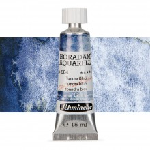 Schmincke : Horadam Watercolour Paint : 15ml : Tundra Blue
