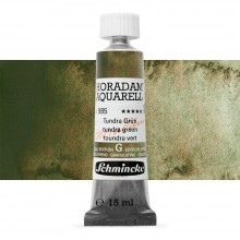 Schmincke : Horadam Watercolour Paint : 15ml : Tundra Green