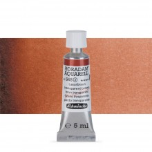 Schmincke : Horadam : Peinture Aquarelle: 5ml : Transparent Brown