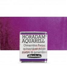 Schmincke : Horadam : Peinture Aquarelle: Demi- godet: Quinacridone Purple