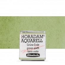 Schmincke : Horadam : Peinture Aquarelle: Demi- godet: Green Earth
