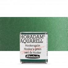 Schmincke : Horadam : Peinture Aquarelle: Demi- godet: Hookers Green