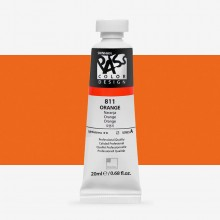 ShinHan : Pass : Peinture Aquarelle et Gouache Hybride : 20ml : Orange