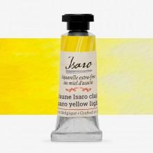 Isaro : Peinture Aquarelle: 7ml : Isaro Yellow Light