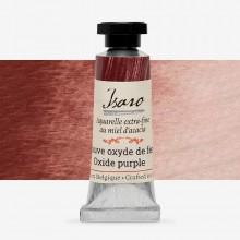 Isaro : Peinture Aquarelle: 7ml : Oxide Purple